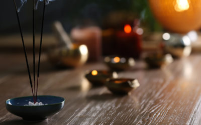 How to burn incense properly