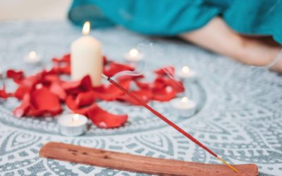 Choosing the right incense for your mood or to lift your spirits