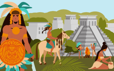 How the Aztecs used incense and herbs for spiritual ceremonies