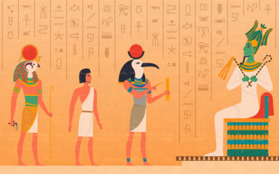 How the Egyptians used herbs and incense in their everyday life